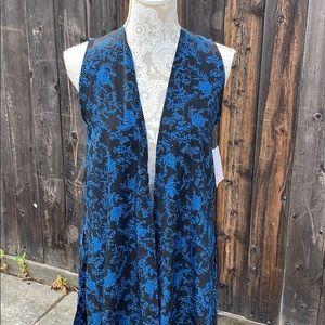 Lularoe Joy Vest (duster length vest)